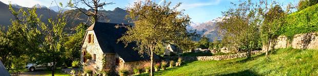 Gîtes Hautes-Pyrénées : Le Ladya
