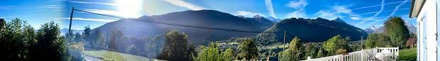 Situation des gites Hautes-Pyrénées