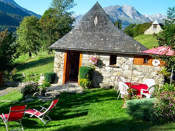 Gite Val d'Azun Hautes-Pyrénées : le Petit Nid